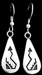 96170054 Hopi Earrings