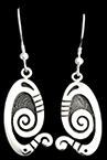 96170093 Hopi Earrings